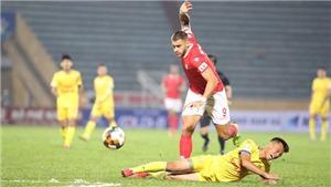 Video bàn thắng Hà Tĩnh 3-2 Nam Định: Kịch tính đến phút cuối