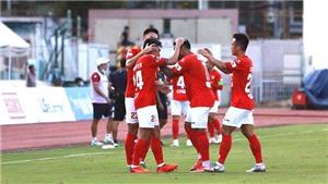 Video bàn thắng TP.HCM 3-0 Hải Phòng: Lee Nguyễn tỏa sáng