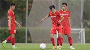 Văn Toàn và Công Phượng cạnh tranh vị trí ở tuyển Việt Nam