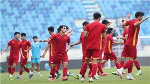 Tuyển Việt Nam thận trọng trước trận gặp Malaysia