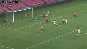 Hành trình đến trận đấu đầu tiên tại Nhật Bản của thủ môn Văn Lâm