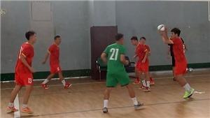 Futsal Việt Nam tăng tốc chuẩn bị cho World Cup 2021