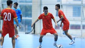 Futsal Việt Nam tích cực chuẩn bị cho World Cup 2021