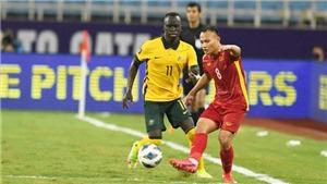 Trọng Hoàng, Minh Vương không đá trận gặp đội tuyển Trung Quốc