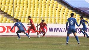 VIDEO U23 Việt Nam 1-0 U23 Đài Loan: 3 điểm nhọc nhằn