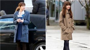 Thời trang phim: Sự thay đổi phong cách của Anastasia trong 50 sắc thái