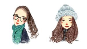 Tuyệt chiêu làm đẹp mùa đông dành riêng cho những cô nàng 'mũi đỏ'