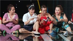 Cười xuyên Việt: Căng thẳng vì chữ tình