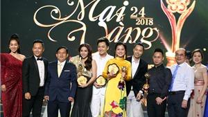 Giải Mai vàng lần thứ 25 bước vào vòng đề cử