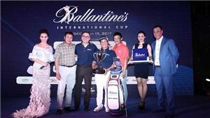 Golfer Nguyễn Văn Thống đoạt vé đi Scotland