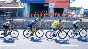Nguyễn Thành Tâm thắng chặng thứ 5 giải xe đạp HTV