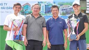 Lý Hoàng Nam dự sân chơi lớn ngay trên sân nhà