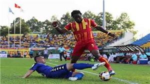 Nam Định thua sốc đội hạng nhất tại vòng 1/8 Cup QG - Sư tử trắng 2018