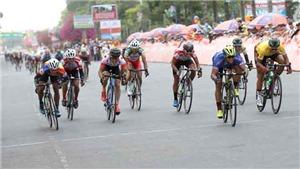 Lê Nguyệt Minh lần thứ 6 thắng chặng giải xe đạp HTV 2018