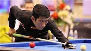 Tay cơ Việt Nam vô địch billiards châu Á