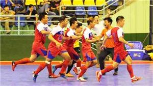 Đội tuyển dự World Cup thua cả CLB phong trào