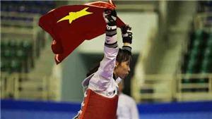 Taekwondo Việt Nam giành 3 HCV giải vô địch châu Á