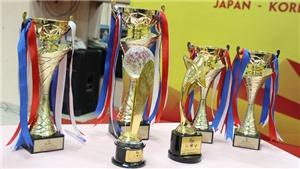 Siêu sao vô địch World Cup tranh tài ở Việt Nam