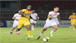 Sài Gòn 0-1 Hải Phòng: Cựu đội trưởng ĐTQG bó tay với ngoại binh