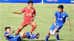 Thắng 7 bàn, CAND vẫn mất vé dự bán kết giải U17 QG – Cúp Thái Sơn Nam 2018