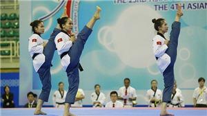 Taekwondo Việt Nam 'làm nóng' hiệu quả trước thềm ASIAN Games 2018
