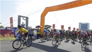 Tuyển thủ Quốc gia lên tiếng ở giải xe đạp BTV 2018