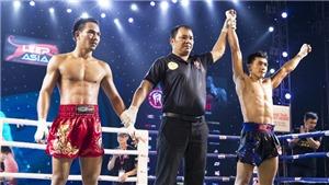 'Độc cô cầu bại' Nguyễn Trần Duy Nhất đánh bại võ sĩ Thái Lan