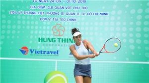 'Bóng hồng lai' hẹn nhau ở chung kết VTF Pro Tour 4