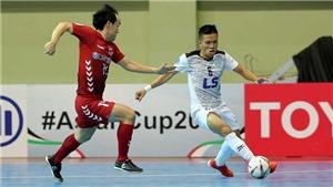 Futsal Việt Nam gây sốc khi tiếp tục đánh bại futsal Nhật Bản
