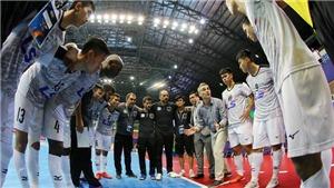 Chung kết futsal châu Á: HLV Thái Sơn Nam ví học trò như 'siêu anh hùng'