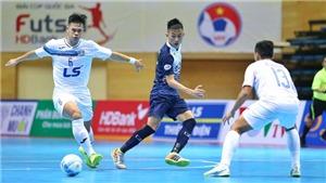 Futsal có sân chơi lớn trước giải VĐQG