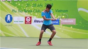 Văn Phương vô địch giải quần vợt quốc tế U18 ITF 2018