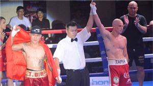 Thua sốc, hot boy boxing Việt mất 400 triệu đồng