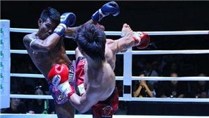 Võ sĩ Việt đả bại tay đấm Trung Quốc, Duy Nhất có đai vô địch thế giới