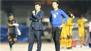 HLV Chung Hae Soung cảm ơn bầu Đức sau thành công ở TP.HCM
