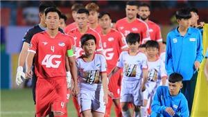 Quế Ngọc Hải lại thành tâm điểm tại V League