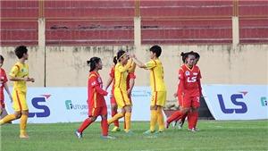 ĐKVĐ TPHCM bị thách thức ở giải bóng đá nữ VĐQG