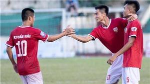 Đội của 'Mourinho Việt Nam' áp sát chức vô địch giải hạng nhất