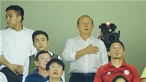HLV Park Hang Seo 'chấm' cầu thủ từ TPHCM