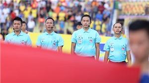 Trọng tài Ngô Duy Lân là nỗi ám ảnh của Hà Nội FC