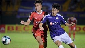 Cầu thủ suýt nuốt lưỡi quá vô duyên với Hà Nội