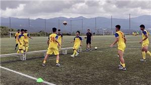 U18 Việt Nam không ngại vô địch Đông Nam Á