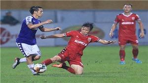 HLV Park Hang Seo mừng rơn với kịch bản 'phim hành động' V-League