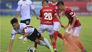 Tuyển thủ U23 lập hat-trick, đội bầu Vượng thua đội bầu Hiển