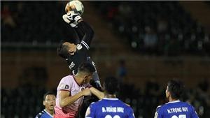 Sài Gòn FC 'khóc hận' với trọng tài