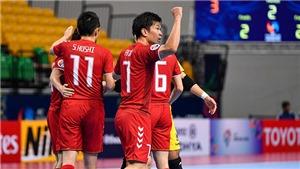 Thái Sơn Nam thành cựu Á quân futsal châu Á