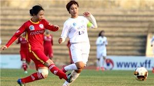 Hà Nội thắp lên hy vọng vô địch giải bóng đá nữ VĐQG