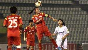 Giải BĐ nữ VĐQG – Cúp Thái Sơn Bắc 2019: Huỳnh Như trở lại giúp TP.HCM 1 đại thắng