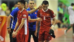 Futsal Việt Nam và canh bạc quyết định với Myanmar