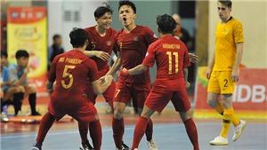 Đại thắng Australia, Indonesia đẩy futsal Việt Nam vào thế khó